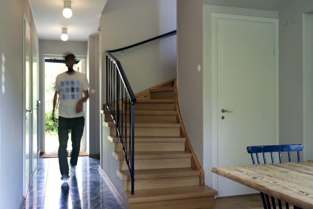 Maleristudion renovering